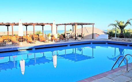 Hotel AERIA, Thassos, Řecko, letecky, all inclusive