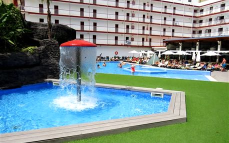 Hotel PAPI, Costa Brava, Španělsko, letecky, polopenze