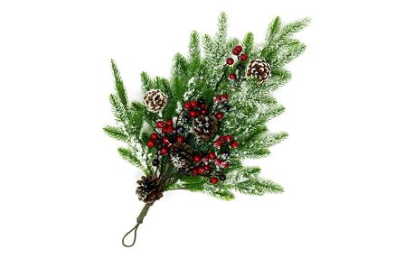 Autronic Větev, umělá vánoční dekorace SF1072