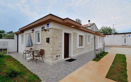 Apartmány DANEX STELLA MARIS, Istrie, Chorvatsko, vlastní doprava, bez stravy