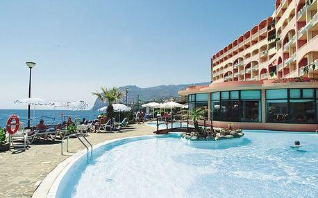 Hotel PESTANA OCEAN BAY, Madeira, Portugalsko, letecky, all inclusive