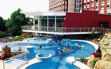 Hotel DANUBIUS SPA RESORT AQUA, Maďarsko, vlastní doprava, all inclusive