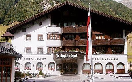 Rakousko - Ischgl na 4-7 dnů, polopenze