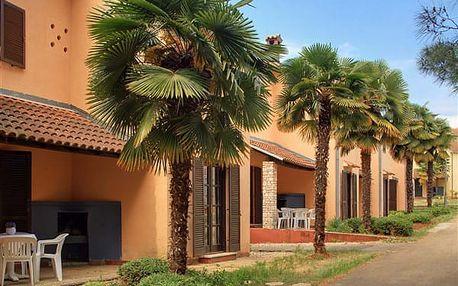 Apartmány SAVUDRIJA, Istrie, Chorvatsko, bez stravy