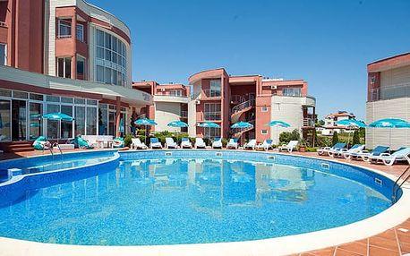 Hotel ARAPYA DEL SOL, Burgas (oblast), Bulharsko, letecky, all inclusive