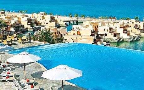Hotel COVE ROTANA RESORT, Spojené arabské emiráty, vlastní doprava, strava dle programu