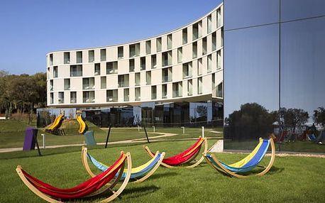 Family hotel AMARIN, Istrie, Chorvatsko, vlastní doprava, plná penze
