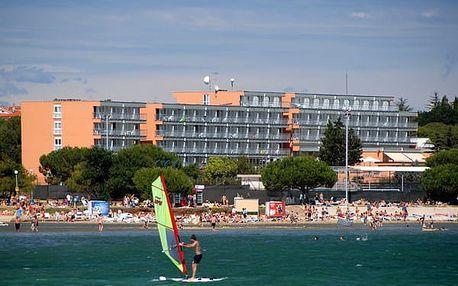 Hotel HOLIDAY, Istrie, Chorvatsko, vlastní doprava, all inclusive