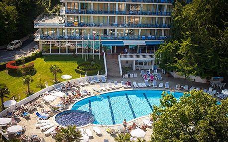 Hotel PERLA Zlaté Písky, Varna (oblast), Bulharsko, letecky, polopenze