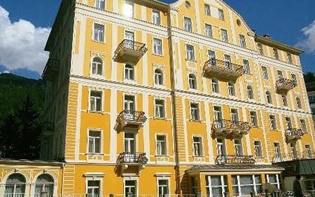 Rakousko - Bad Gastein na 4-6 dnů, polopenze
