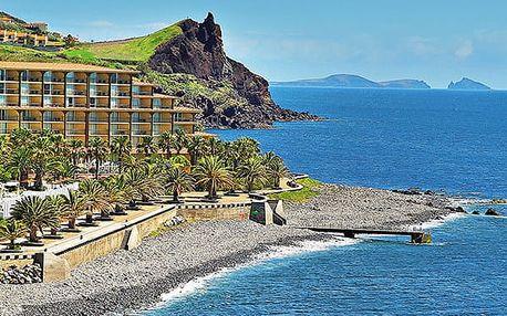 Hotel FOUR VIEWS OASIS, Madeira, Portugalsko, letecky, polopenze