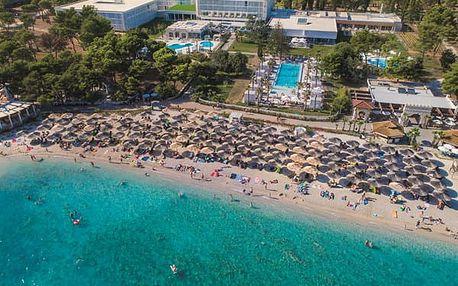 Amadria Park Hotel JURE, Dalmatská riviéra, Chorvatsko, snídaně v ceně