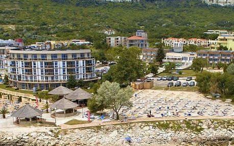 Hotel ROYAL GARDEN, Varna (oblast), Bulharsko, letecky, all inclusive