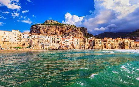 Velký okruh Sicílií, Itálie, letecky, polopenze