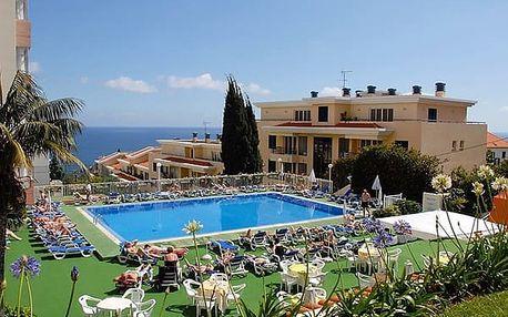 Hotelový komplex DORISOL, Madeira, Portugalsko, letecky, polopenze