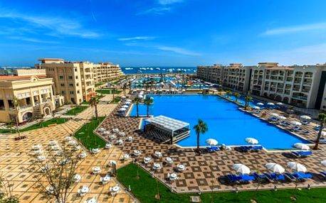 Hotel ALBATROS WHITE BEACH, Hurghada (oblast), Egypt, letecky, all inclusive