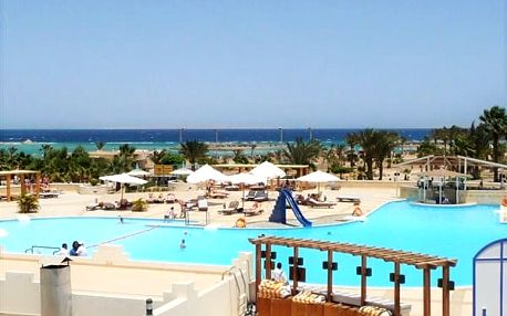 Hotel CORAL BEACH, Hurghada (oblast), Egypt, letecky, all inclusive