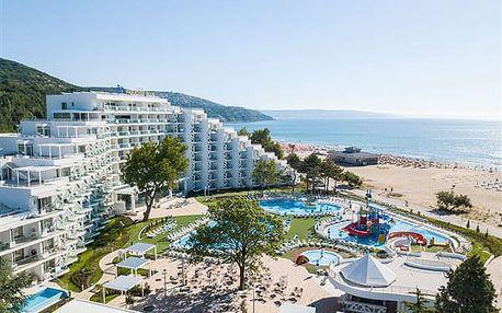 Hotel PARADISE BLUE HB, Varna (oblast), Bulharsko, letecky, polopenze