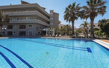 Hotel MIRTILOS, Západní Kréta / Chania, Řecko, letecky, all inclusive