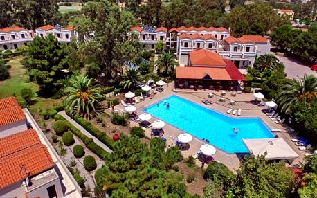 Hotel PASIPHAE, Lesbos, Řecko, letecky, all inclusive