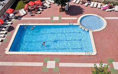 Hotel CONTINENTAL TOSSA, Costa Brava, Španělsko, letecky, polopenze