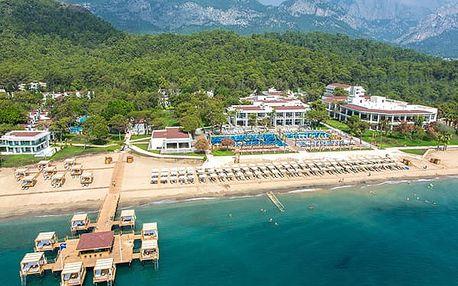 Hotel SHERWOOD EXCLUSIVE KEMER, Turecká riviéra, Turecko, letecky, ultra all inclusive
