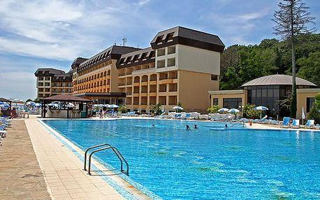Hotel RIVIERA BEACH, Varna (oblast), Bulharsko, letecky, all inclusive
