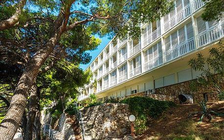 Hotel SAGITTA, Makarská riviéra, Chorvatsko, all inclusive