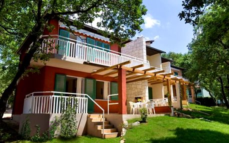 Apartmány SOL KATORO, Istrie, Chorvatsko, vlastní doprava, bez stravy
