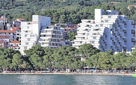 Hotel METEOR, Makarská riviéra, Chorvatsko, polopenze