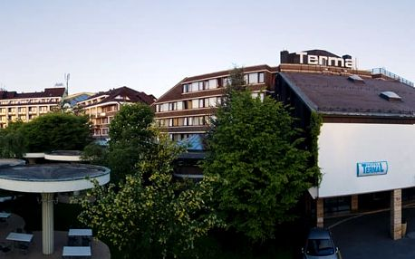 Hotel TERMAL, Slovinsko, vlastní doprava, polopenze