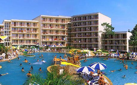 Hotel VITA PARK, Varna (oblast), Bulharsko, letecky, all inclusive