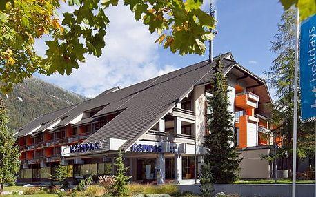 Hotel KOMPAS, Slovinsko, vlastní doprava, polopenze