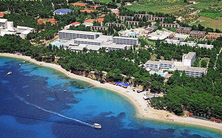 Chorvatsko - Dalmatinské ostrovy na 8 dnů, all inclusive
