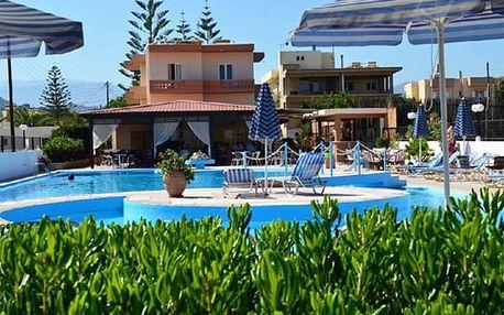 Hotel VENUS BEACH, Západní Kréta / Chania, Řecko, letecky, polopenze