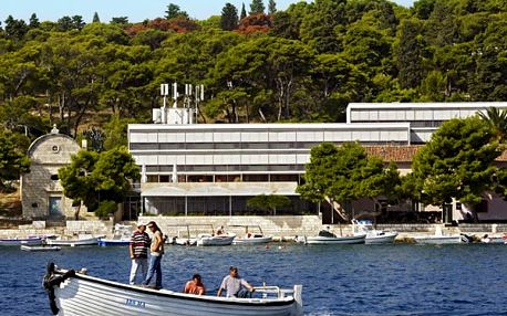 Hotel DELFIN Hvar, Dalmatinské ostrovy, Chorvatsko, snídaně v ceně