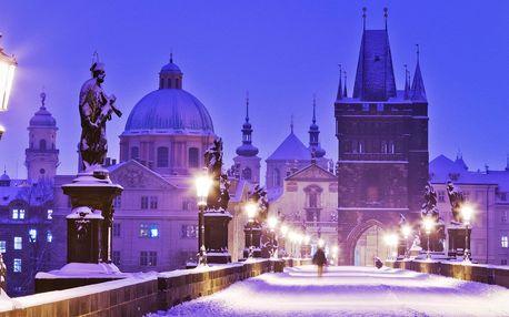 Hotel v centru Prahy: advent i zimní pohoda
