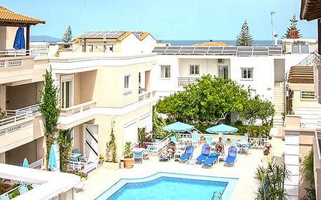Hotel MASTORAKIS VILLAGE, Západní Kréta / Chania, Řecko, letecky, snídaně v ceně