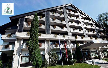 Hotel SAVICA, Slovinsko, vlastní doprava, polopenze