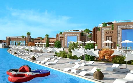 Hotel ALBATROS SEA WORLD MARSA ALAM, Marsa Alam (oblast), Egypt, letecky, all inclusive