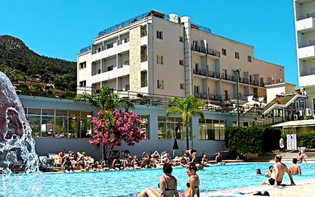 Hotel SANTA LUCIA LE SABBIE D´ORO, Sicílie, Itálie, letecky, polopenze