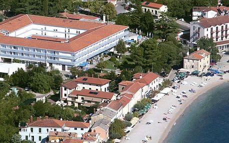 Hotel MARINA, Moščenicka Draga, Kvarner, Chorvatsko, vlastní doprava, plná penze