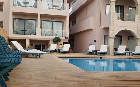 Hotel GALINI EDEN, Západní Kréta / Chania, Řecko, letecky, all inclusive