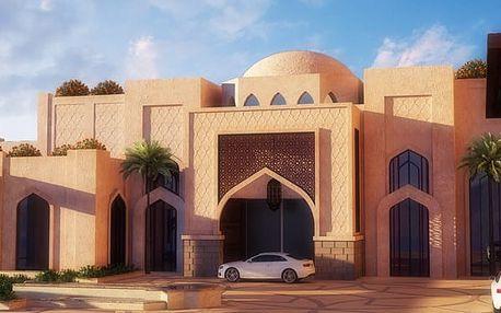 Hotel AJMAN SARAY, Spojené arabské emiráty, vlastní doprava, strava dle programu