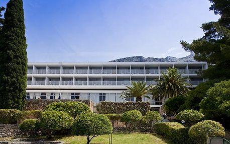 Bluesun hotel MAESTRAL, Makarská riviéra, Chorvatsko, polopenze