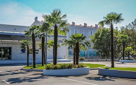 Park Plaza BELVEDERE, Istrie, Chorvatsko, vlastní doprava, polopenze