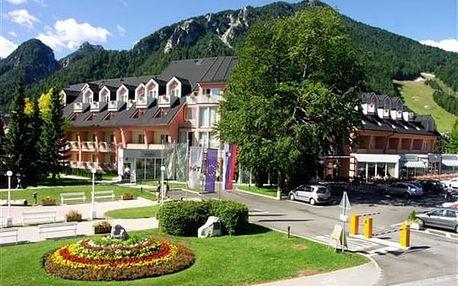 Slovinsko - Kranjska Gora na 4-7 dnů, polopenze
