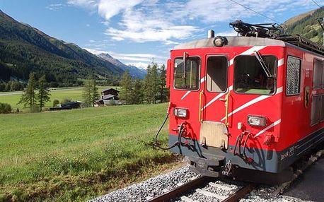 Švýcarsko - Evropa na 6 dnů, polopenze