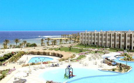 Hotel ROYAL BRAYKA BEACH RESORT, Marsa Alam (oblast), Egypt, letecky, all inclusive