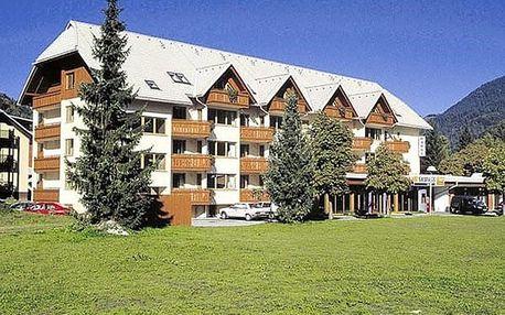 Apartmány VITRANC, Kranjska Gora, Slovinsko, vlastní doprava, bez stravy